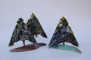 Silica Based Life Form Trees