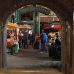 entering the market